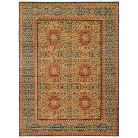 Unique Loom Lincoln Palace Area Rug - 13' x 18'