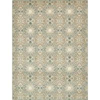 Unique Loom Oasis Sahara Area Rug - 9' 0 x 12' 0