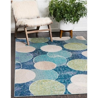 Unique Loom Seaside Chromatic Area Rug