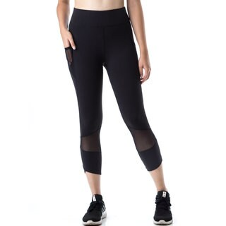 Figur Activewear Sarah Women's Sport Capri Leggings (More options available)
