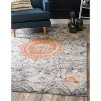 Unique Loom Klimt Arte Area Rug - 9' x 12'