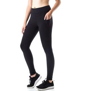 Figur Activ Women's Classic Sport Tight Yoga wear Training Running Legging