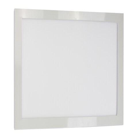 18W LED 1x1 Flush 5K White