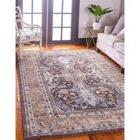 Unique Loom Katherine Tradition Area Rug - 9' x 12'