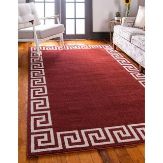 Link to Unique Loom Modern Athens Area Rug Similar Items in Rugs