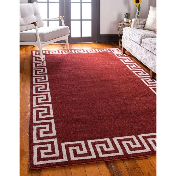 Unique Loom Modern Athens Area Rug. Opens flyout.