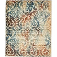 Unique Loom Congo Ethereal Area Rug - 8' 0 x 10' 0