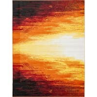 Unique Loom Metro Sunset Area Rug - 9' x 12'