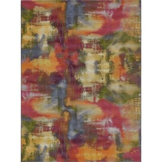 Unique Loom Azera Outdoor Area Rug - 8' x 11' 4