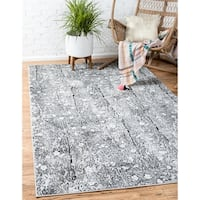 Unique Loom Metro Crags Area Rug - 8' x 10'
