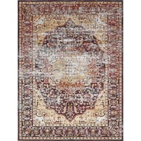 Unique Loom Augustus Turin Area Rug - 9' x 12'