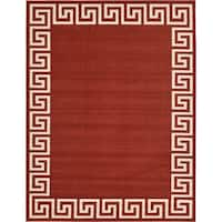 Unique Loom Modern Athens Area Rug - 9' 0 x 12' 0