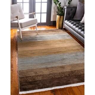 Link to Unique Loom Manila Fars Area Rug Similar Items in Rugs