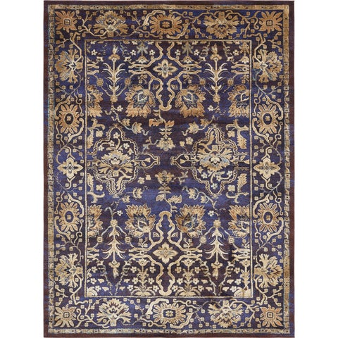 Unique Loom Augustus Milan Area Rug - 10' 6 x 16' 5