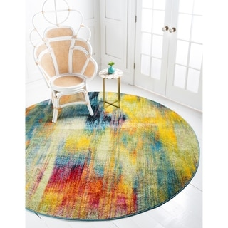 Unique Loom Amber Lyon Area Rug