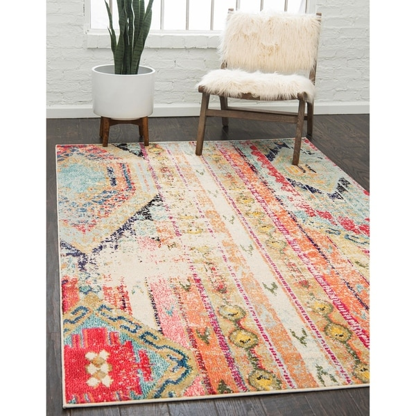 Unique Loom Yosemite Sedona Area Rug