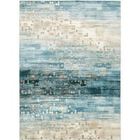 Unique Loom Modern Mirage Area Rug - 10' 2 x 13' 5