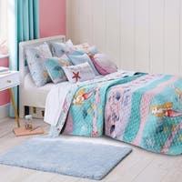 Mermaid 3-piece Quilt Set