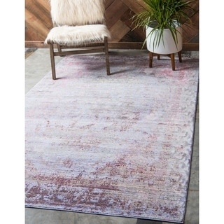 Link to Unique Loom Austin Lyrica Area Rug Similar Items in Rugs