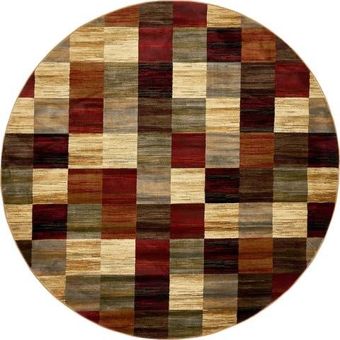 Unique Loom Kent Barista Area Rug