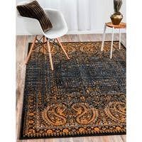 Unique Loom Imperial Anatolla Area Rug - 8' x 11' 6