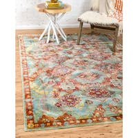 Unique Loom Cavatina Austin Area Rug - 7' x 9' 10