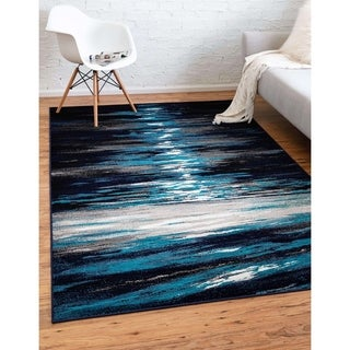 Unique Loom Metro Lakeview Area Rug - 8' x 10'