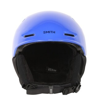 Smith Optics Zoom JR Cobalt Ski/Snowboard Helmet (Youth) - Blue