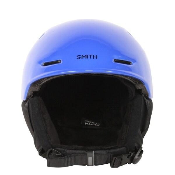82f768e71d4ea Shop Smith Optics Zoom JR Cobalt Ski Snowboard Helmet (Youth) - Blue ...