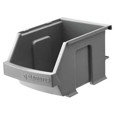 """Gladiator GarageWorks Small Item Bins (3-Pack) - 3 - 4.5""""w x 4"""" H x 7"""" D"""