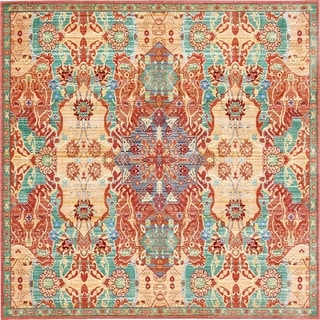 Unique Loom Austin Mezzo Area Rug