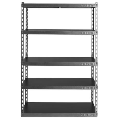 Gladiator GarageWorks EZ Connect 5-shelf Rack