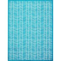 Unique Loom Metro Feather Area Rug - 9' x 12'