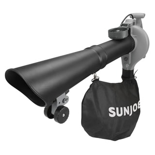 Sun Joe SBJ606E-GA-GRY 4-in-1 Electric Blower