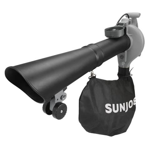 Sun Joe SBJ606E-GA-GRY 4-in-1 Electric Blower - 1