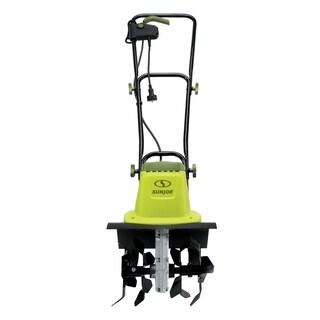 Sun Joe TJ602E Electric Garden Tiller/Cultivator 12-Inch 8 Amp