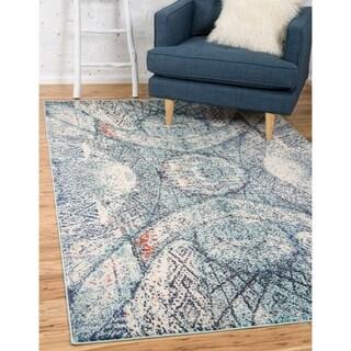 Unique Loom Vita Munch Area Rug
