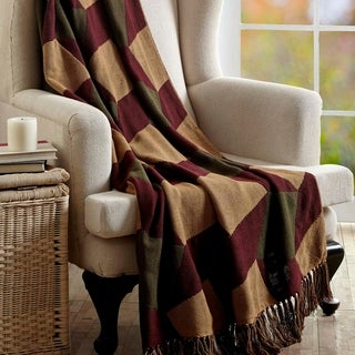 Napa Valley Jacquard Woven Throw