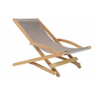 Stella Outdoor Teak Folding Lounge Chair  sc 1 st  Overstock : teak chaise lounge chairs - Sectionals, Sofas & Couches