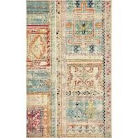 Unique Loom Codex Monterey Area Rug - 10' 6 x 16' 5
