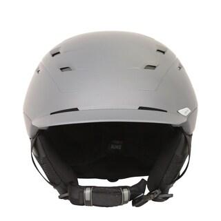 Smith Optics Variance Matte Charcoal Ski/Snowboard Helmet - Black