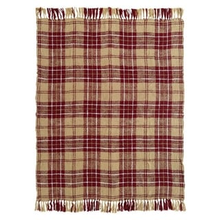 Everson Acrylic Woven Throw