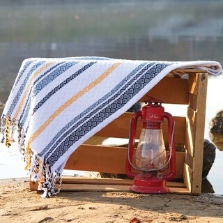 Seapoint Woven Throw