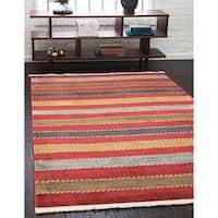 Unique Loom Monterey Fars Square Rug - 10' x 10'