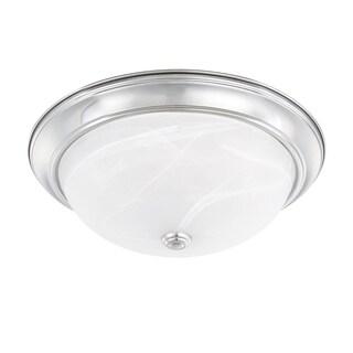 Capital Lighting Ceiling Collection 3-light Chrome Flush Mount