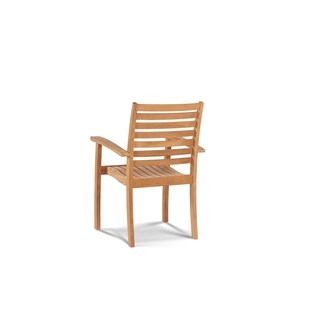 Royal Outdoor Teak Armchair Set