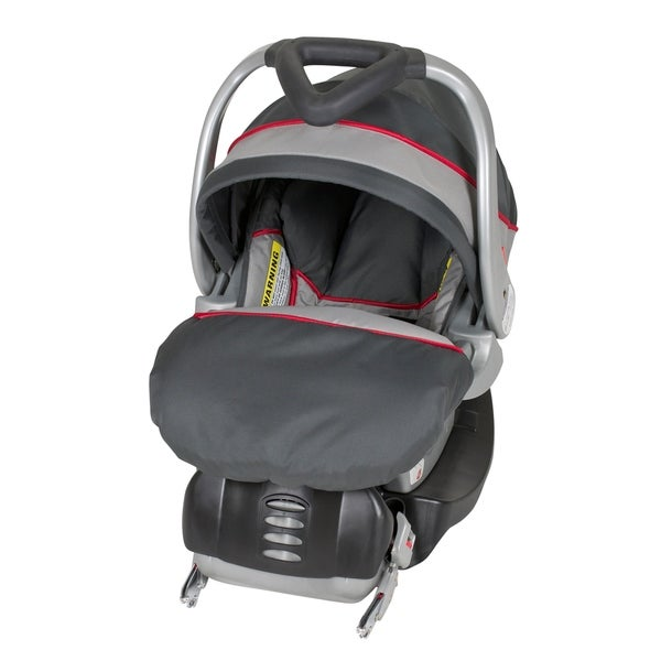 Baby Trend Flec Loc Infant Car Seat,30lb, Graphite