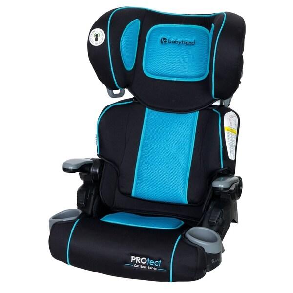Baby Trend Yumi folding Booster Car Seat,Hydra