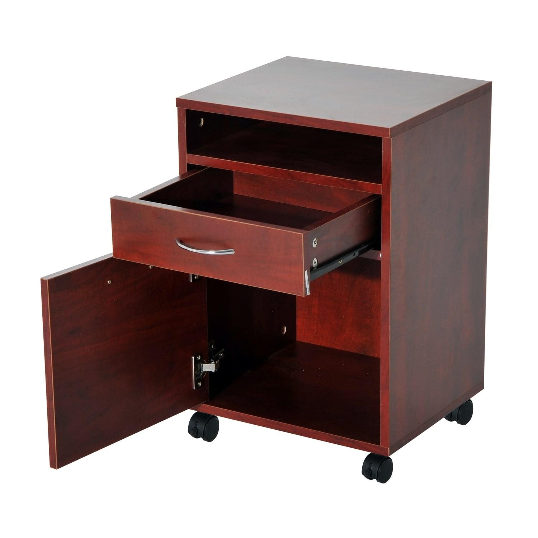 Brown Desk Accessories Workspace Organizers Homcom 24