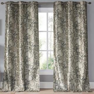 "Kensie Beverly Curtain Panel Pair - 38x96"" /2pcs"
